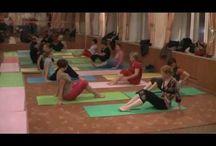 гимнастика, упражнения