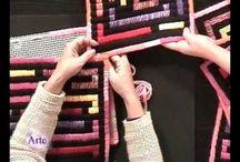 tecniche tappeti