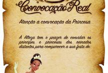 Tiana princesa