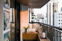 Terrasse / balcons