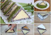 sandiviçli kek