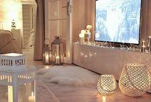 Adults living room