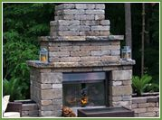 Fire Pits and Fireplaces / Back Yard Living has never been so wonderful!