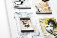 Stephanie Schütze - Switzerland / Artworks by Stephanie Schütze aka Scrapmanufaktur