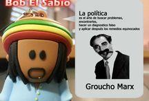 Bob El Sabio / los pensamientos, reflexiones de Bob El Sabio