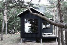 Tiny Homes & Cabins