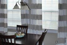Curtains ideas / Home Decor
