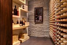 Wine cellars / Great room to relax in.
