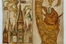 sztuka - manuskrypty, kodeksy