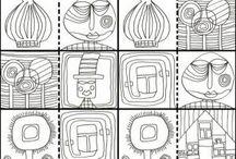 Art for kids: Hundertwasser