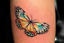 Tattoos I'd like / by Cathy Perkins