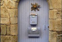 Another door opens / Doorways and Entryways