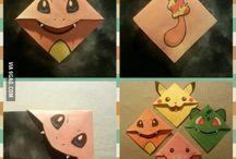 Zakładka z pokemon!