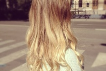 hairstyle ideas / by Girl by the Lake