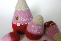 Bee-Mine, VaLENtine / Sweet edibles and crafts for those 'sweet' ones in my life.