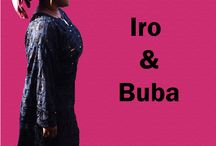 Iro and Buba / The native wedding outfit in Nigeria. Also known as Asoebi
