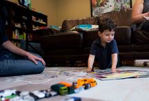 Photographing Children At Home | Erika Kao Photography