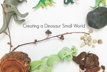 KIDS: Small Worlds Play / Small Play Worlds encourage imaginative and creative play.