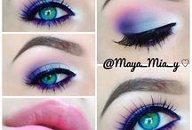 Make Up: Inspiration and products