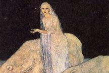 Kneel for Kay Kneilson / Fantastical fantasies