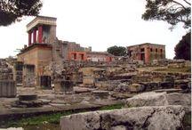 Řecko - Knossos -Minoan