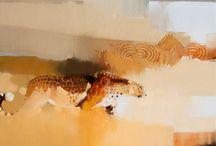 Art: Abstract  Wild