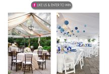 Contests and Giveaways | Freebies / Contests and giveaways by Mahaffey Tent & Event Rentals