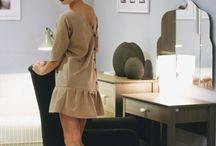 SPRING 2015 NEW COLLECTION / Kolekcja dedykowana kobietom, by wygodnie mogły wcielać się w każdą z życiowych ról!  Inspirujące kobiety przyłapane podczas codziennych obowiązkow w salonie, kuchni, przedpokoju, przed czy po wyjściu. projekty z swobodnych krojach, z wygodnych i  pracujących materiałów oraz klasycznych kolorach. Więcej znajdziecie na www.otwieramszafe.blogspot.com  Zdjęcia wykonane w Centrum Meblowym - Mix-Meble w Krakowie; www.mix-meble.pl