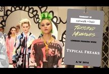 London Fashion Week A/W 2016