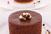 Tarta mouse de chocolate