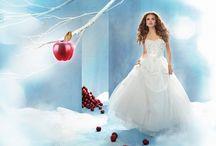 Eco-chic Snow White Love