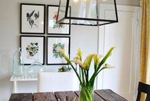Dining Rooms / by Terrance Doxie