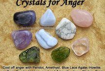 Crystals / by Kandiace Martinez