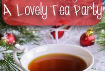 Tea Party Fun