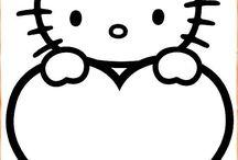 Hello kitty / Hello Kitty, et tout ce que l'on peut faire avec #DIY