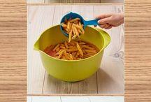 Kochen mit Kindern / Mit diesen Rezepten können Kinder ganz leicht eigene Gerichte zubereiten.