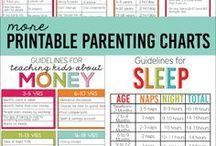 parenting charts