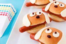σκυλακια hot dog