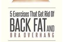 Fast back exercise