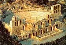 Greek Monuments