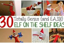 Elf on the shelf / Ideas