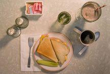 breakfast set idea