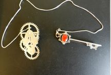 Students Final Works / Jewelry design and goldsmithing