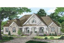 House plans / by Meghan Elder
