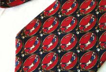 Novelty Neckties / I love wearable art!.  Such a fun way to add some pizzazz and show off your personality!   / by The Apple Barrel