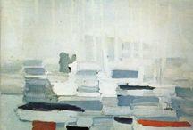 arte - Nicolas De Stael (1914-1955) / arte - pittore russo naturalizzato francese