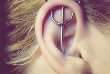 Piercings...
