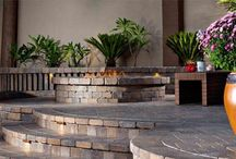 Entertain with Patio Pavers / Make your home complete and perfect for entertaining family and friends.  Patio #pavers are the perfect addition to your home adding beauty, elegance and value.