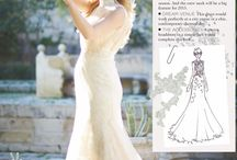 The Press / Annasul Y. wedding dresses featured by the Media. Visit www.annasuly.co.uk for more information.
