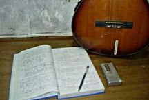 Songwriting / by J S